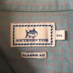 Southern Tide Shirts - Southern Tide button down XXL